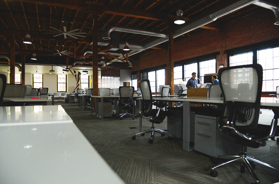 clean open office-